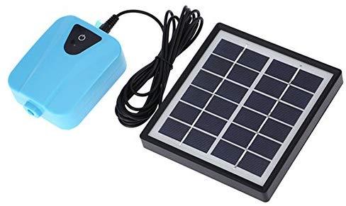 Solar Powered Oxygen Air Pump